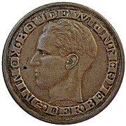 50 francs - Baudouin - Expo 1958 (en néerlandais) -  avers