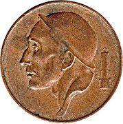 50 centimes - type Mineur (grande tête, en français) -  avers
