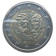 2 euros Journée des droits de la femme -  avers