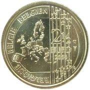 2,5 euros Diables Rouges – avers
