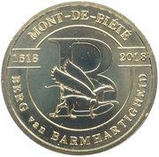 2,5 euros Mont-de-Piété – revers