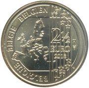 2,5 euros Mont-de-Piété – avers