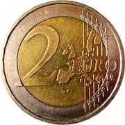 2 euros Union économique Belgo-Luxembourgeoise -  revers