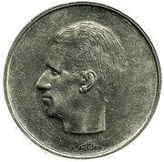 10 francs - Baudouin Ier (en néerlandais) -  avers