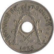 10 centimes - Albert Ier - type Michaux (en français) -  avers