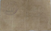 2 Franc 1914 – revers