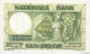 50 Francs / 10 Belgas – revers