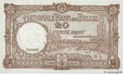 20 Francs Type 1948 – revers