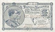 1 Franc Type 1920 – avers