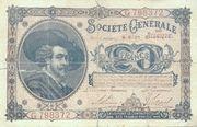 20 francs Société Générale – avers
