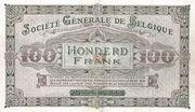 100 Francs – revers
