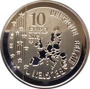 10 euros Till l'espiègle -  avers