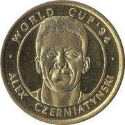 Jeton World cup '94 - Alex Czerniatynski – avers
