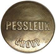Jeton - Pessleux group – avers