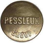 Jeton - Pessleux group – revers