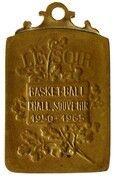 Jeton Le Soir - Challenge de Basket-Ball – revers