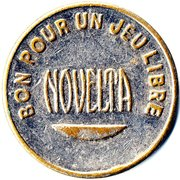 Novelta - Bon pour un jeu libre – avers