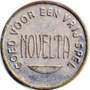 Novelta - Bon pour un jeu libre – revers