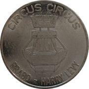 Pusher token (Brabo-Harry Levy) – avers