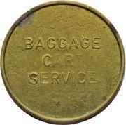 Jeton - Baggage Cart Service – avers