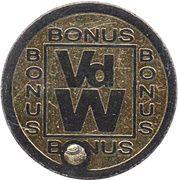 VdW - Bonus – revers
