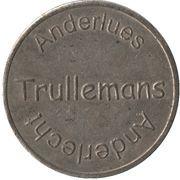 Jeton Trullemans – avers