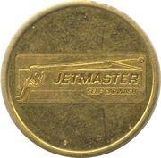 Jeton de lavage automobile - Jetmaster – avers