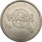 Token - Q wash – revers