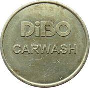 Jeton de lavage automobile - Dibo (Cupronickel) – avers