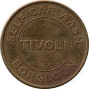 Jeton de lavage automobile - Tivoli (Borgloon) – avers
