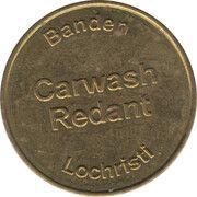 Jeton de lavage automobile - Redant (Lochristi) – avers