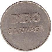 Jeton de lavage automobile - CTW  Dibo (Anvers) – avers