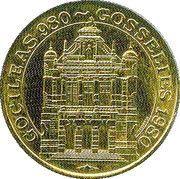 50 Karolus Gosselies – avers