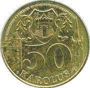 50 Karolus Gosselies – revers