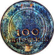 100 Matrijskes - Paul Huybrechts – revers