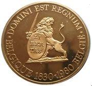 Jeton Belgique 1830-1980 Belgïe – avers