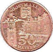 50 Mallers - Oostmalle/Westmalle – avers