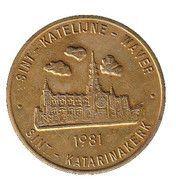 100 Katrientjes - Sint-Katelijne-Waver – avers