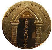 100 Arcades - Villers-la-Ville – revers