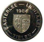 1 Kastel - Kasterlee, Lichtaart, Tielen – avers