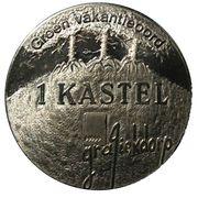 1 Kastel - Kasterlee, Lichtaart, Tielen – revers