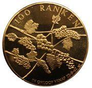 100 Ranken - Overijse – revers