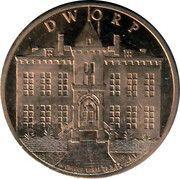 100 Kronen - Dworp – avers