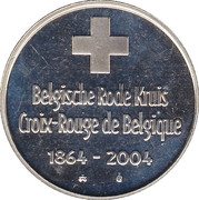 Jeton Monnaie Royale Belge 2004 -  revers