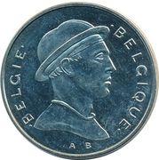 Jeton Monnaie Royale Belge 2013 - Les sites miniers majeurs de la Wallonie -  avers