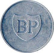 Jeton BP - Les cracks du sport belge (Roger de Vlaeminck) – revers