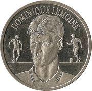 Jeton - URBSFA / KBVB (Dominique Lemoine) -  avers