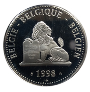 Jetons Belgique Léopold III -  avers