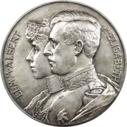 Medal - Gratitude towards the United States of America – avers