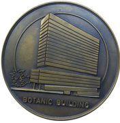 Médailles Belgique Médailles souvenirs  Botanic Building – avers